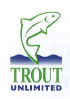 Trout Unlimited, North Carolina Logo
